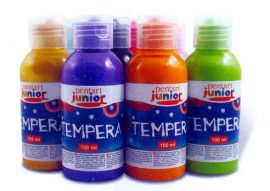 Tempera, 100 ml, Pentar junior